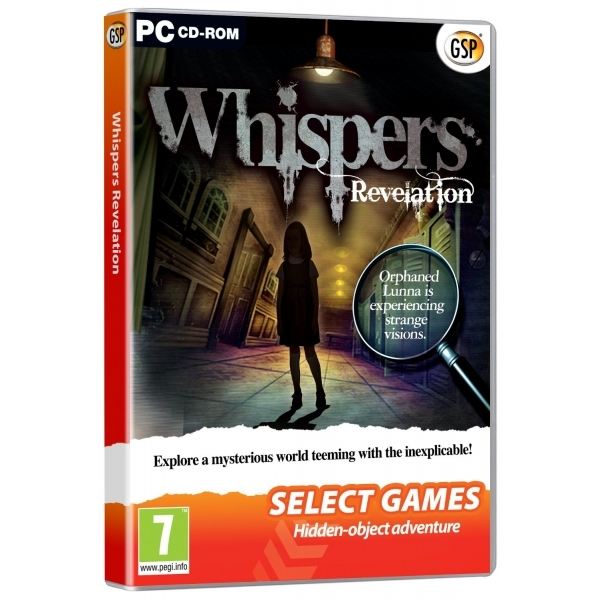Select Games Whispers Revelation Game PC