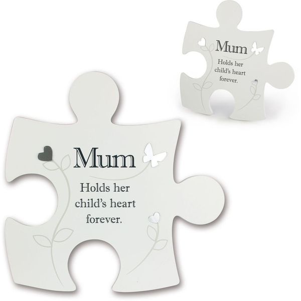 Said with Sentiment Jigsaw Wall Art Mum