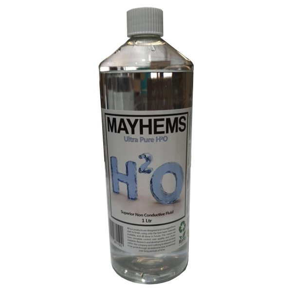 Mayhems Ultra Pure H2O Watercooling/Cleaning Fluid - 1 Litre
