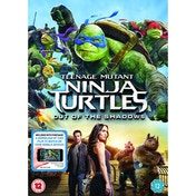 Teenage Mutant Ninja Turtles: Out Of The Shadows DVD + Digital Download