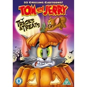Tom And Jerry Tricks & Treats DVD