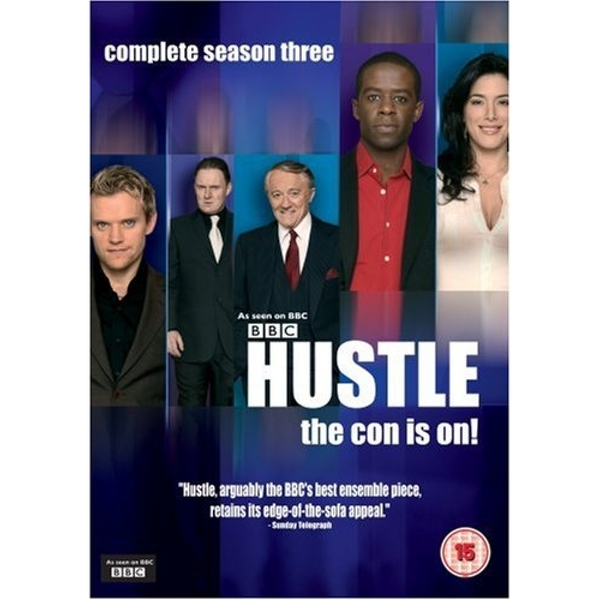 Hustle - Season 3 (Bbc) DVD