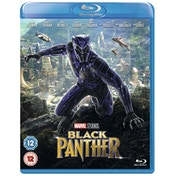 Black Panther Blu-ray (Region Free)