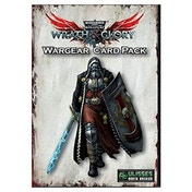 Warhammer 40000 Roleplay Wrath & Glory Wargear Card Pack (55-Card Pack)