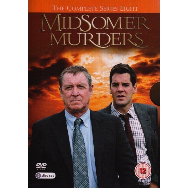 Midsomer Murders: The Complete Series Eight DVD