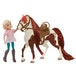 Spirit Small Doll & Classic Horse -  Abigail and Boomerang - Image 2