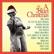 Various Artists - A Blues Christmas Vinyl