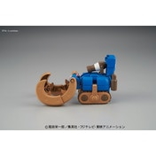 Chopper Robo Horn Dozer (One Piece) Bandai Model Kit
