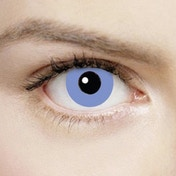 Violet Out 1 Day Halloween Coloured Contact Lenses (MesmerEyez XtremeEyez)
