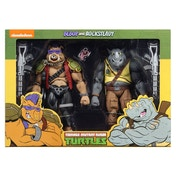 Rocksteady and Bebop (TMNT Series 2) Set of 2 Neca Action Figure