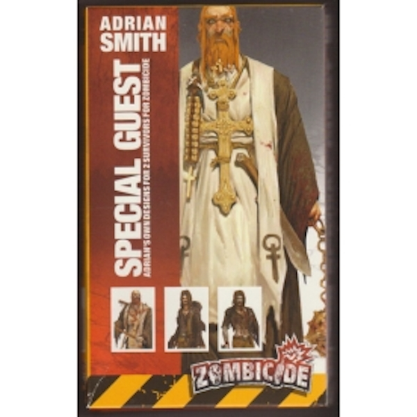 Zombicide Special Guest Adrian Smith Board Game