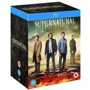 Supernatural Season 1-12 Blu-ray