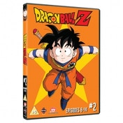 Dragon Ball Z Season 1 Part 2 Episodes 8-14 DVD