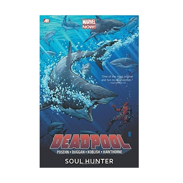 Marvel Now Deadpool Volume 2 Soul Hunter Paperback