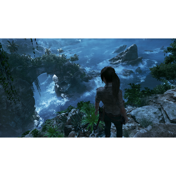 Shadow Of The Tomb Raider PS4 Game + I Love Tombs Patch - Image 2