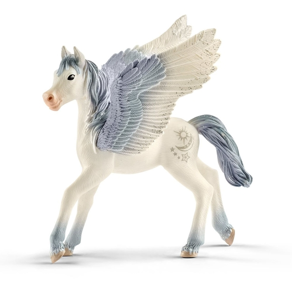 Schleich Bayala - Pegasus Foal Figure [Damaged Packaging]