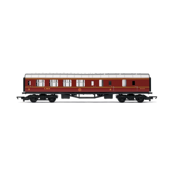 Hornby LMS Brake Third Coach Era 3 Model Train