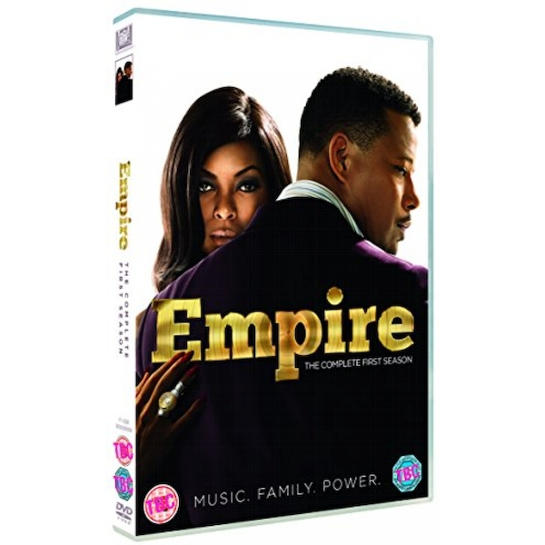 Empire: Season 1 DVD