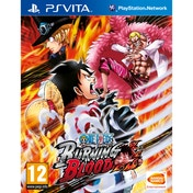 One Piece Burning Blood PS Vita Game