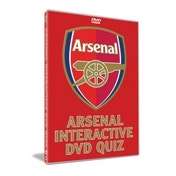 Arsenal Interactive Quiz DVD