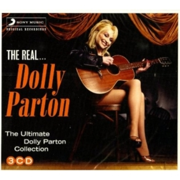 Dolly Parton - The Real... Dolly Parton CD