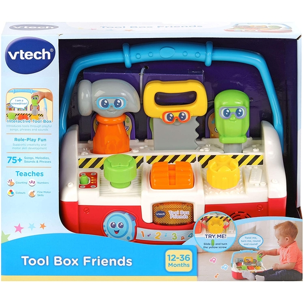 VTech Tool Box Friends Baby Musical Toy