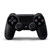Official Sony Dualshock 4 Jet Black Controller PS4 (Damaged Packaging)