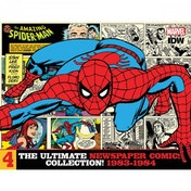 Amazing Spider-Man  Ultimate Newspaper Comics: Volume 4: 1983-1984 Hardcover
