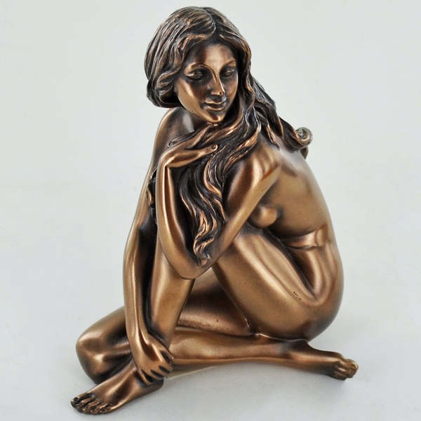 Tiffany Cold Cast Bronze Sculpture 13cm