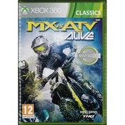 MX Vs ATV Alive Game Xbox 360 (Classics)
