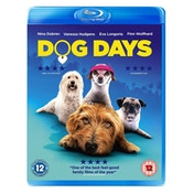 Dog Days Blu-ray
