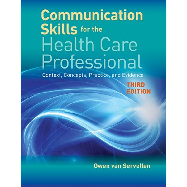 Communication Skills For The Health Care Professional  Paperback / softback 2018