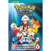 Pokemon Adventures: Diamond and Pearl/Platinum, Vol. 1 : 1