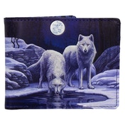 Warriors of Winter Wolf Wallet
