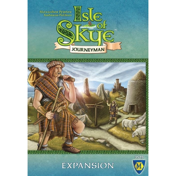 Journeyman - Isle of Skye Board Game Expansion
