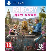 Far Cry New Dawn PS4 Game (Unicorn Trike DLC)