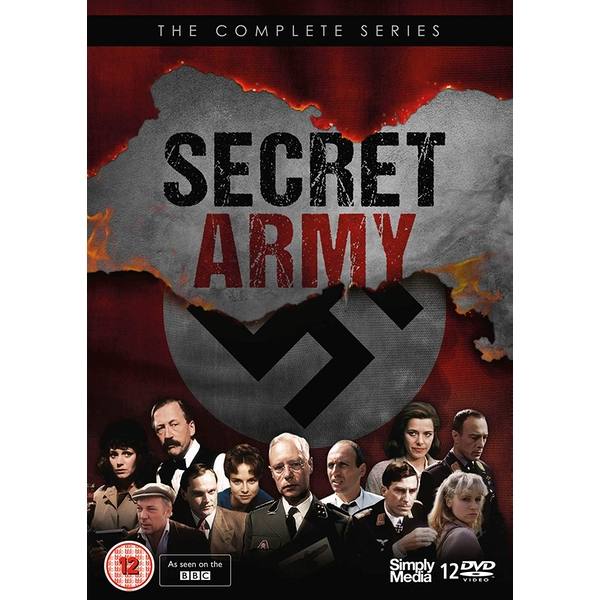 Secret Army - Series 1-3 DVD Box Set