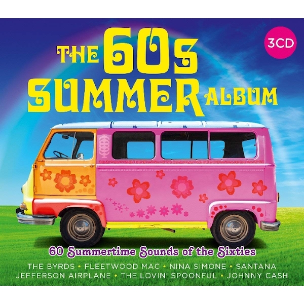 The 60's Summer Album CD
