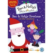 Ben & Holly's Little Kingdom Ben & Holly's Christmas DVD