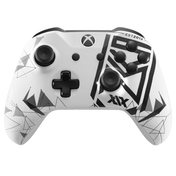 SDMN Crest White Edition Xbox One S Controller