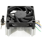 AMD 1A02C3W00 AMD Socket 70mm 2800RPM Black OEM Heatsink & Fan CPU Cooler