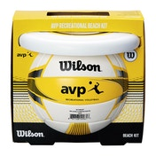 Wilson AVP Recreation Kit II (Volleyball & Flying Disc)