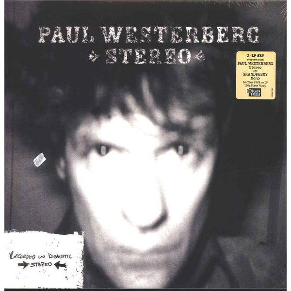 Paul Westerberg & Grandpaboy - Stereo / Mono (Black Friday 2019) Vinyl