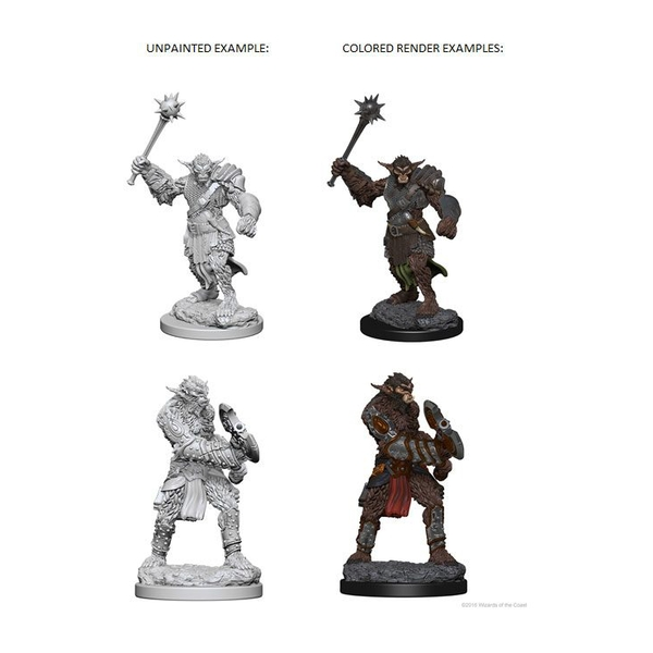 Dungeons & Dragons: Nolzur's Marvelous Unpainted Minis