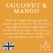 Coconut & Mango (Polka Dot Collection) Wax Melt - Image 3