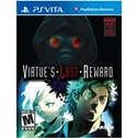 Zero Escape Virtues Last Reward Game PS Vita (#)