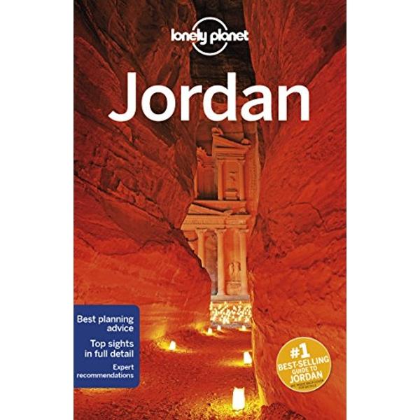 Lonely Planet Jordan  Paperback / softback 2018