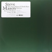 Steve Mason - Seen It All Before / Come To Me (The Greg Wilson & Derek Kaye Remixes) Vinyl