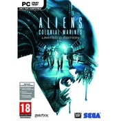 Aliens Colonial Marines Limited Edition Game PC