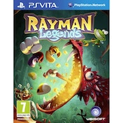 Rayman Legends Game PS Vita